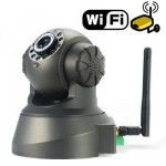 Controllare casa da remoto e fare videosorveglianza tramite webcam IP wifi